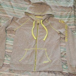 Aero zip up hoodie